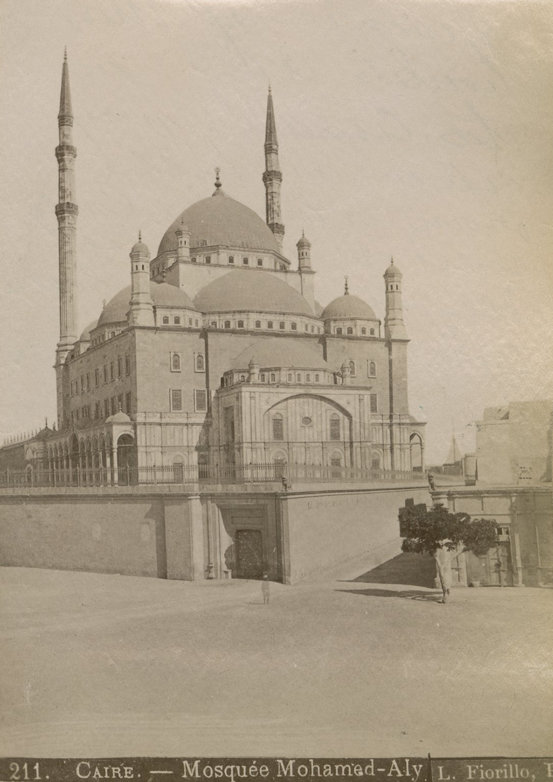 Mosque of Muhammad Ali, Saladin Citadel of Cairo