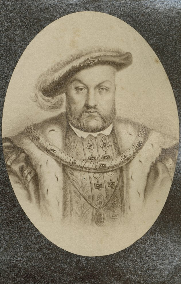Henry VIII of England, probably by Hans Holbein the Younger