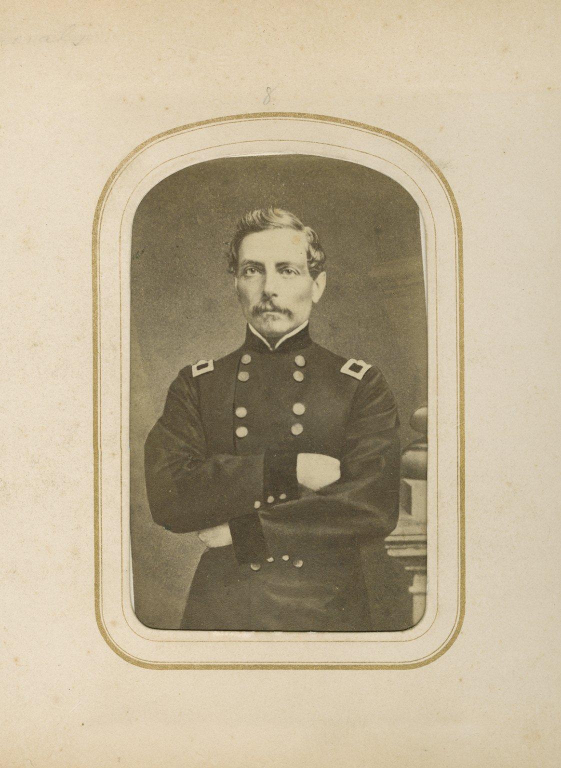 Gen. Pierre Gustave Beauregard