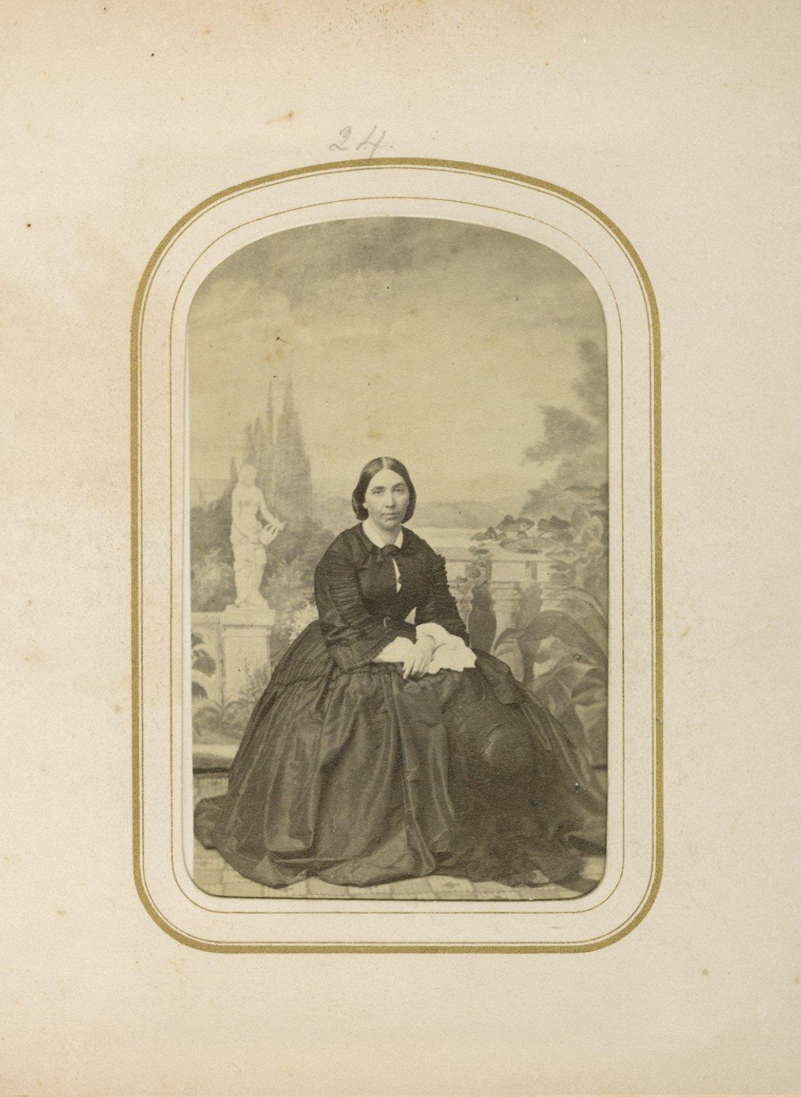 Mrs. John C. Fremont