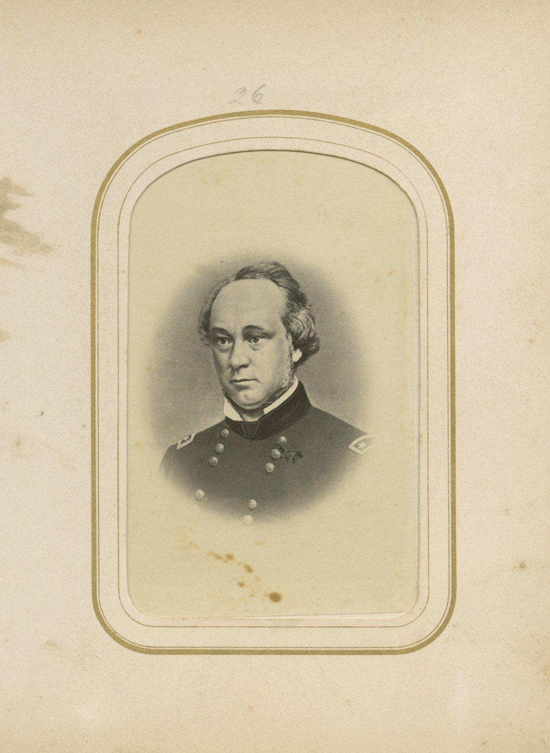 Gen. Henry W. Halleck
