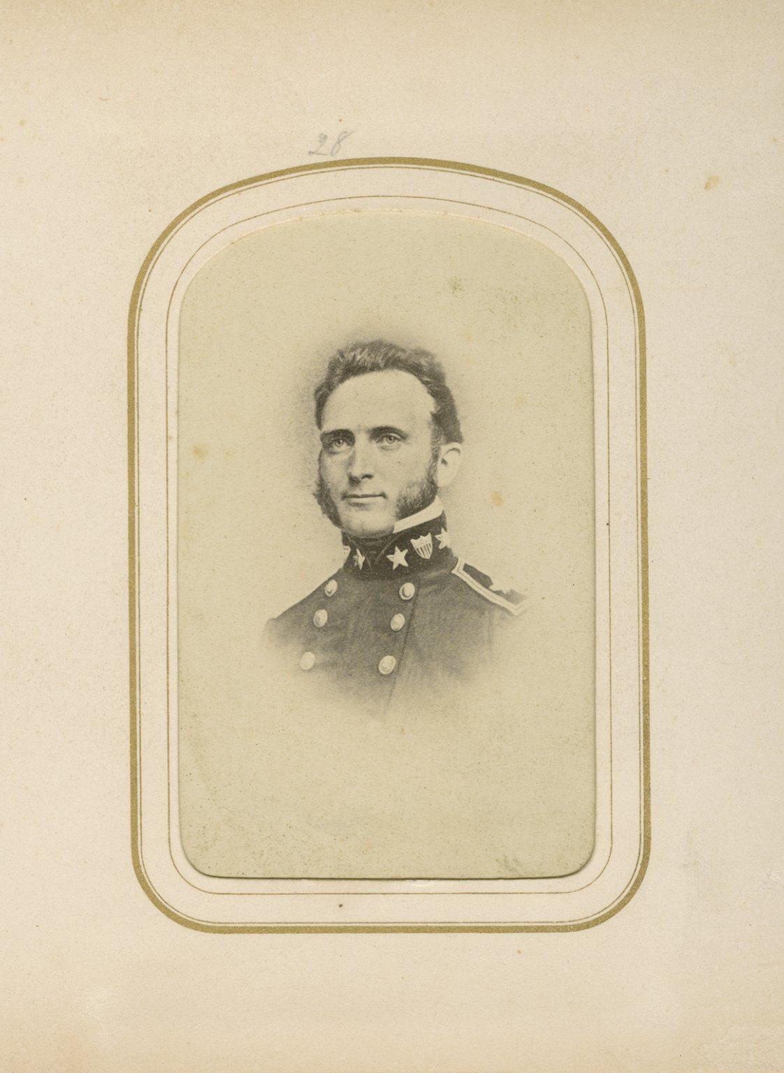 "Brig. Gen. ""Stonewall"" Jackson"