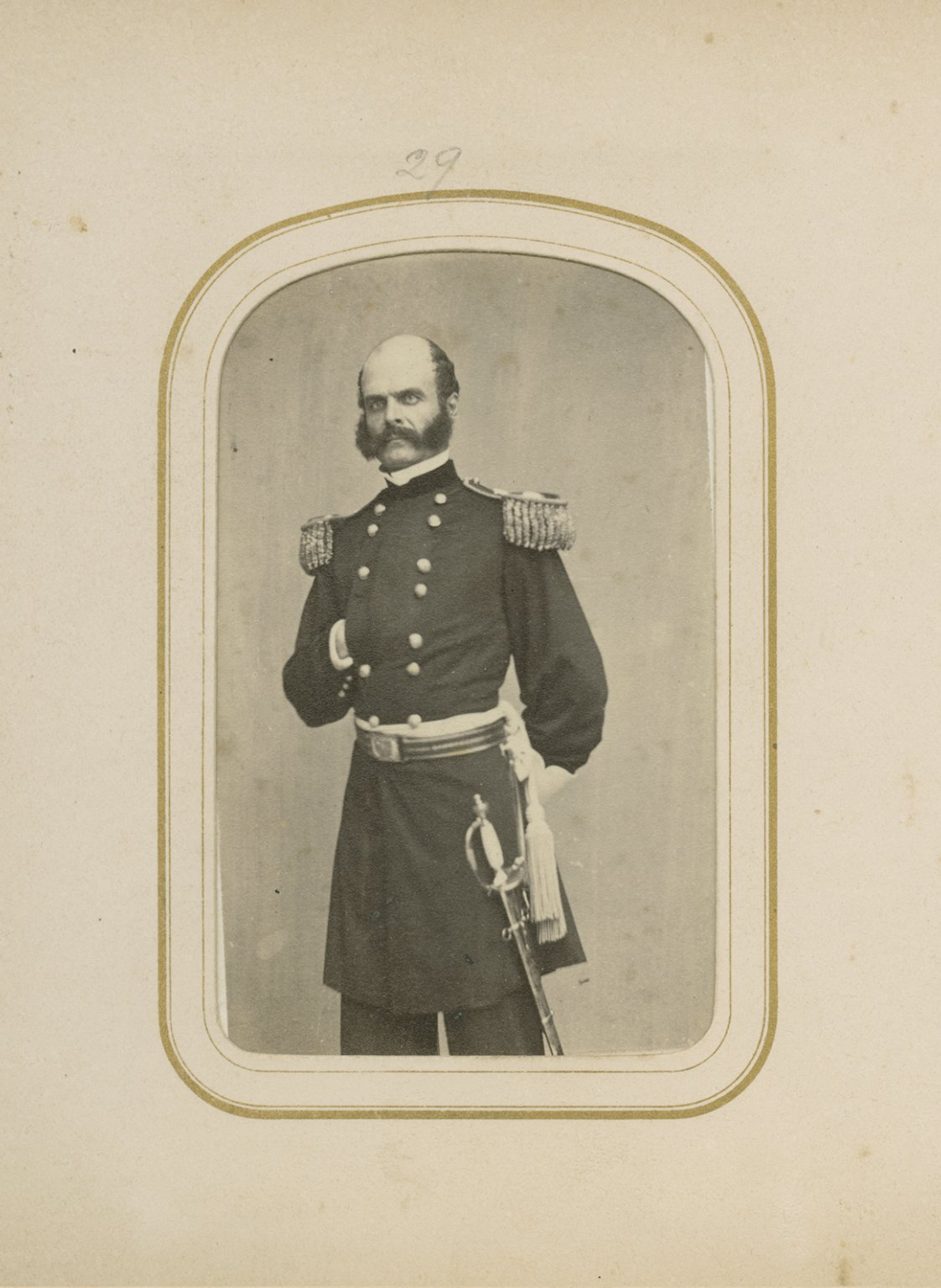 Gen. Ambrose Burnside