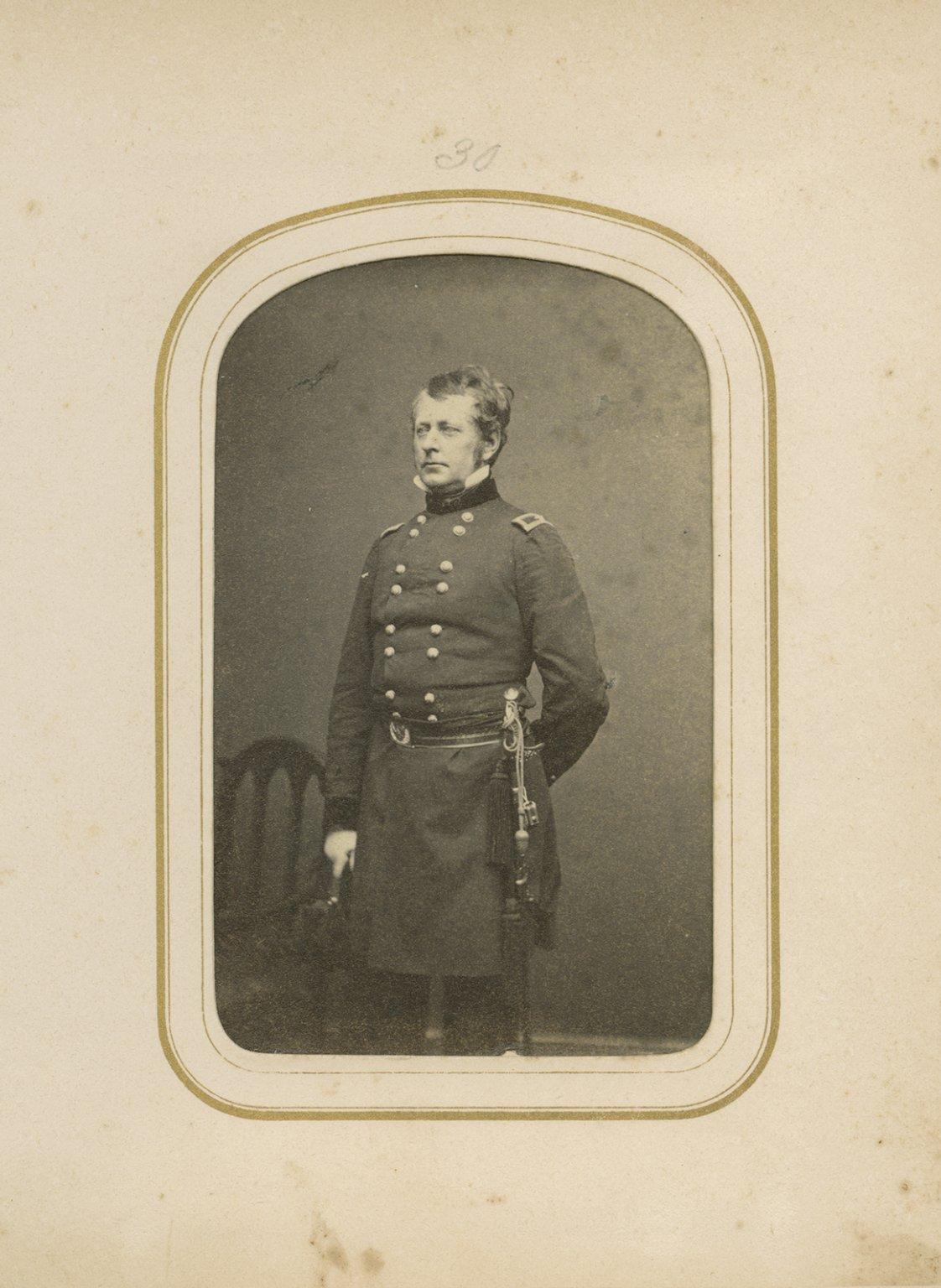 Maj. General Joseph Hooker