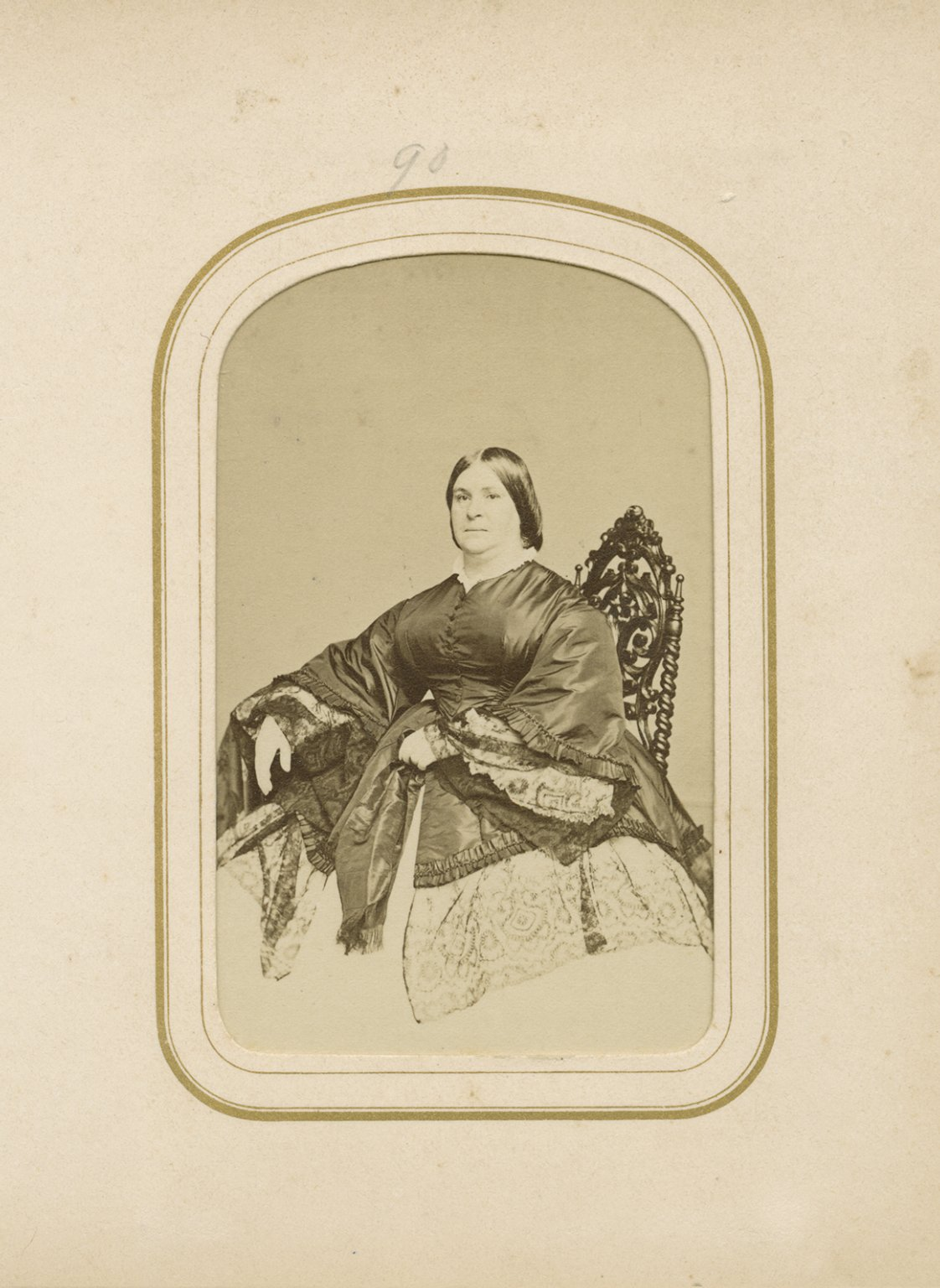 Mrs. Frances Anne Kemble