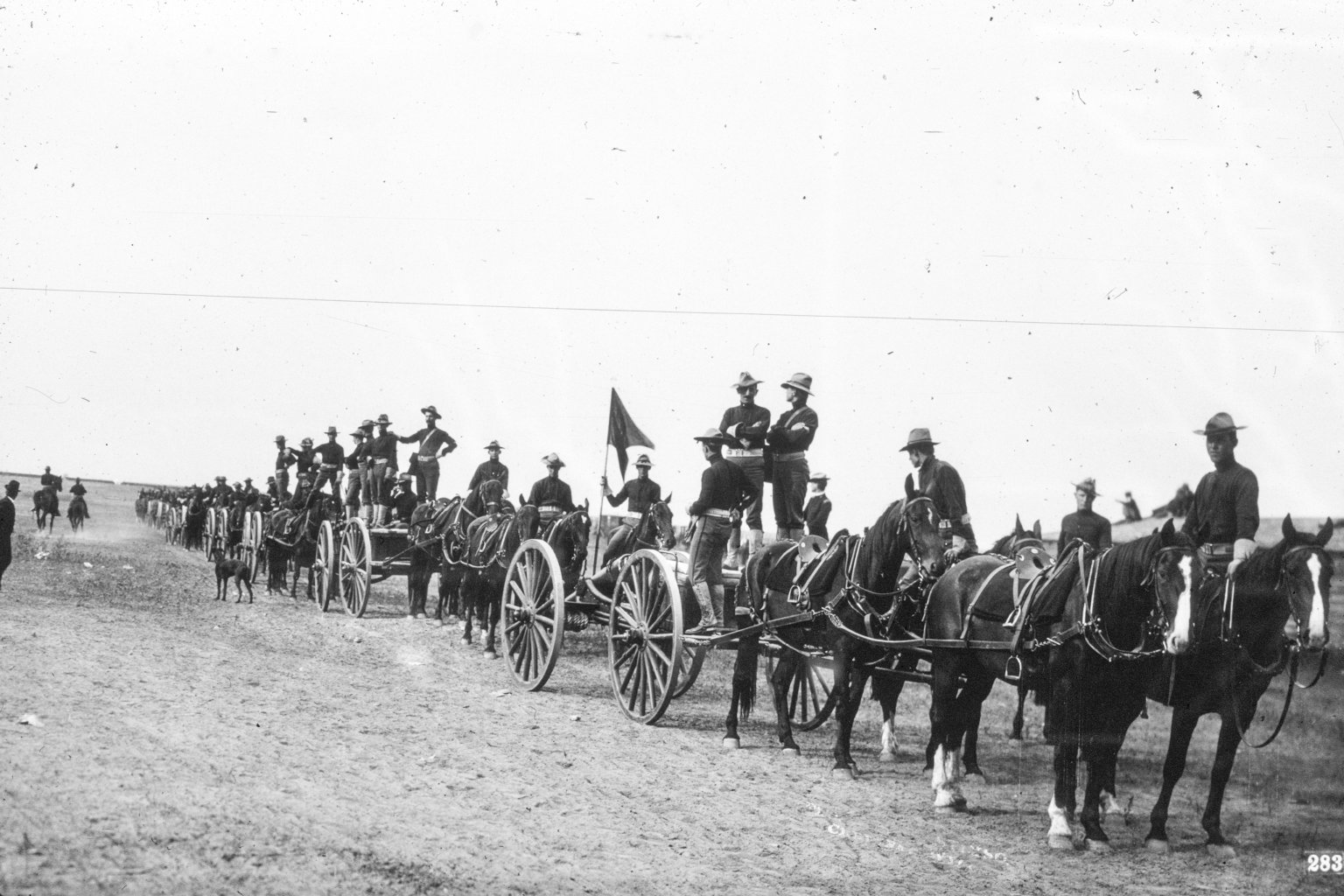 13th Battery Field Artillery