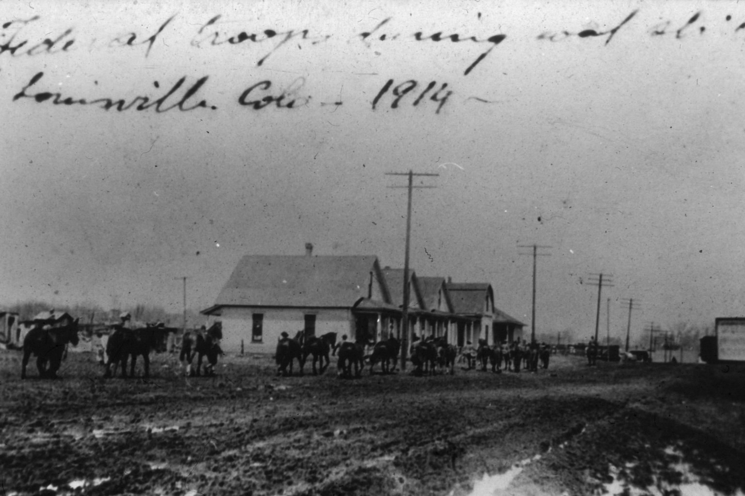 Louisville Ca 1914