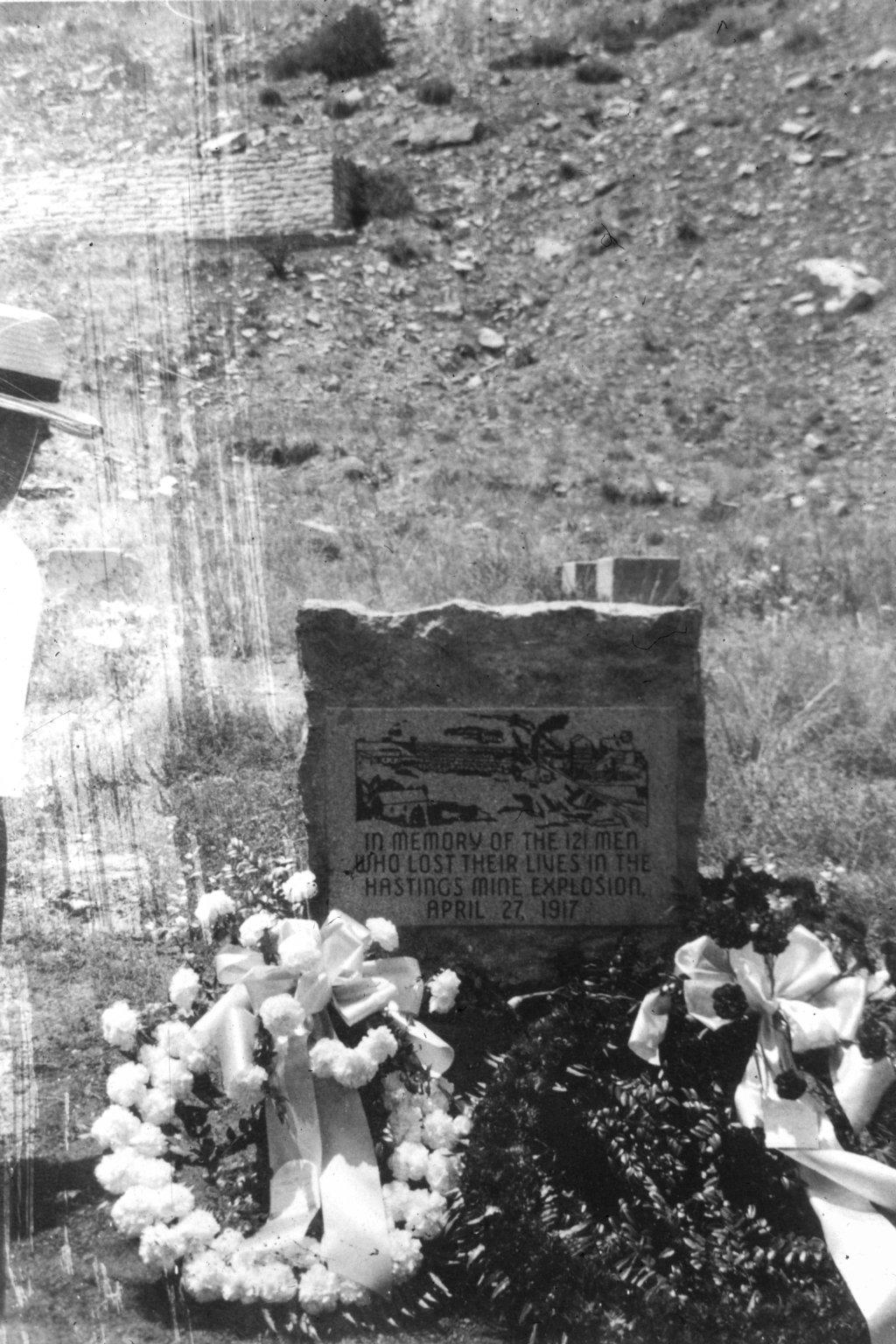 Colorado (indecipherable) 1970s explosion (indecipherable)