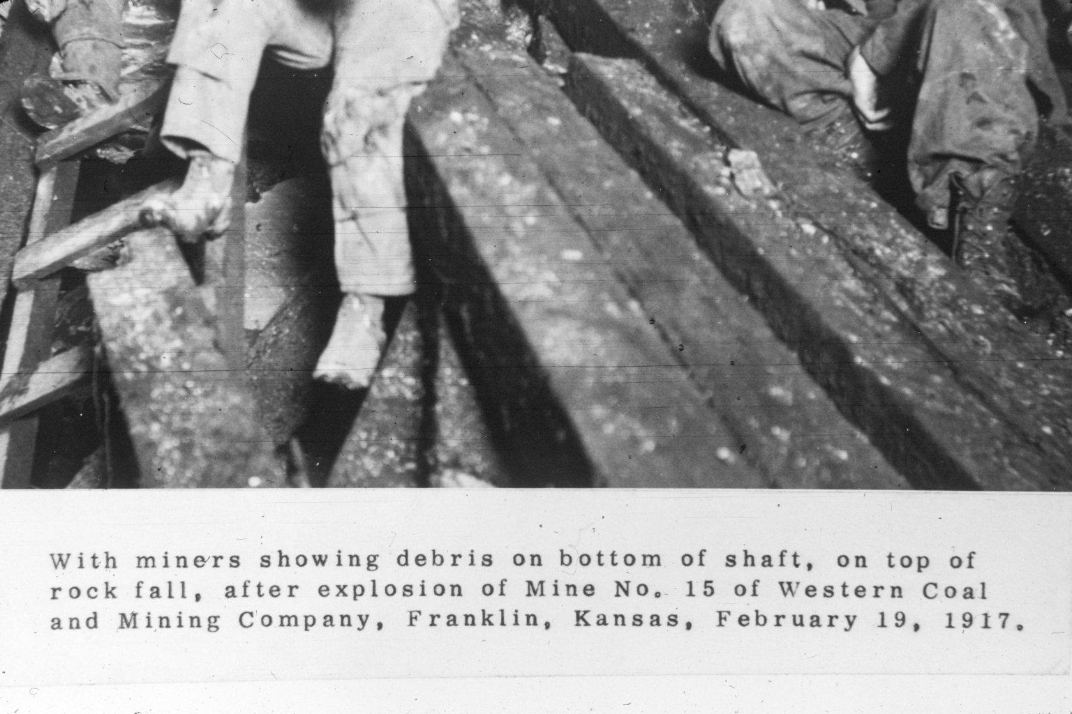 Franklin, Kansas 1917
